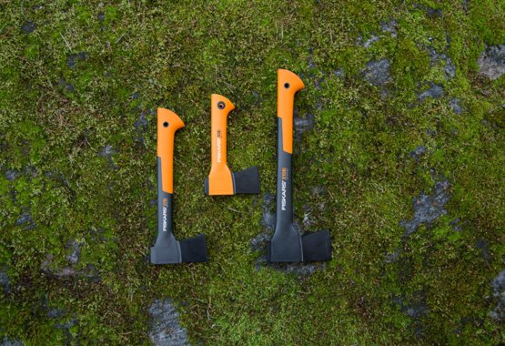Chopping axes
