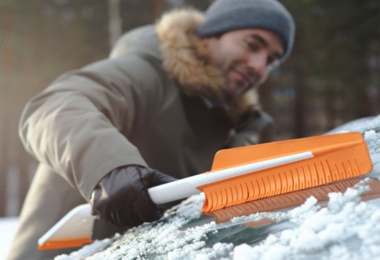 Explore our innovative car snow tools